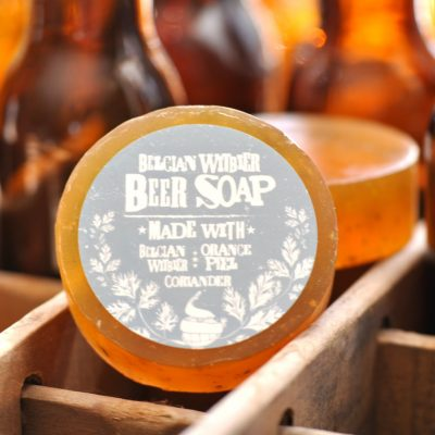 Belgian Witbier Beer Soap