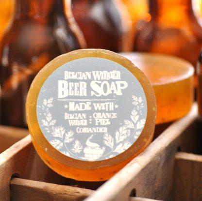 Belgian Witbier Beer Soap