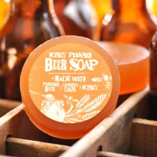Honey Pilsner Beer Soap