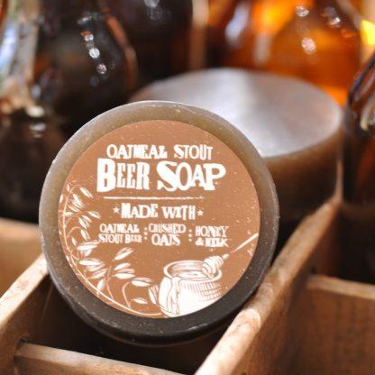 Oatmeal Stout Soap