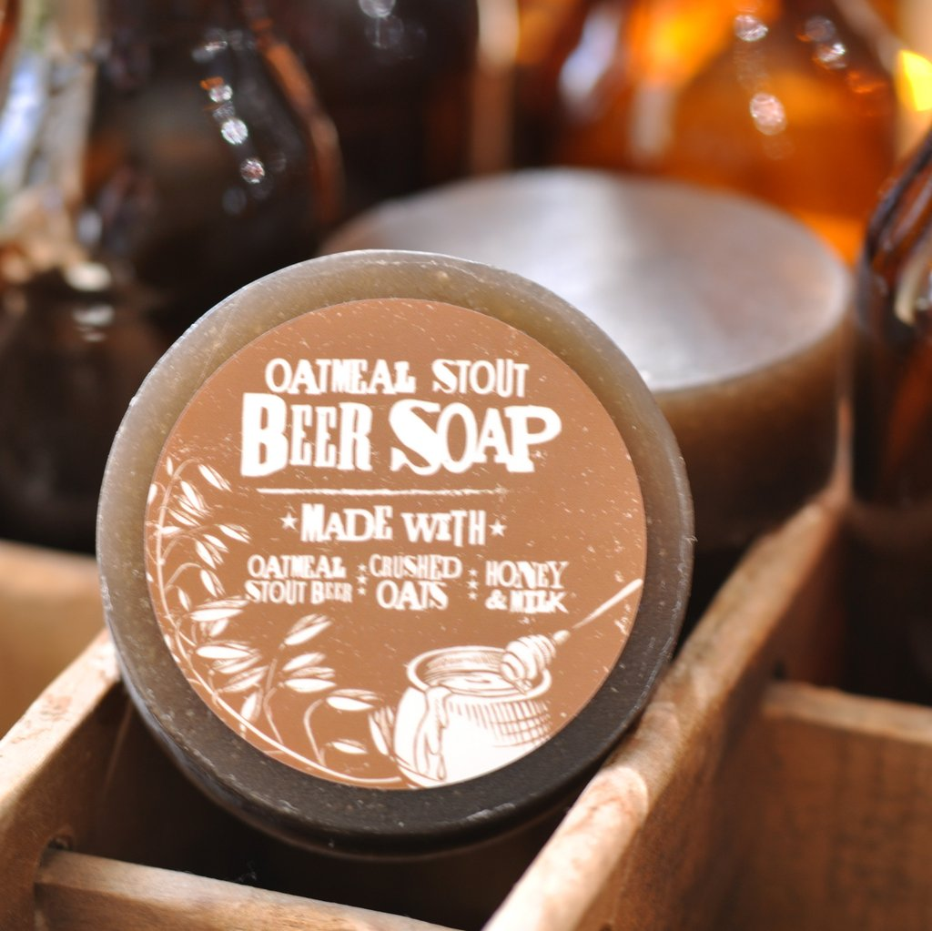 Oatmeal Stout Soap