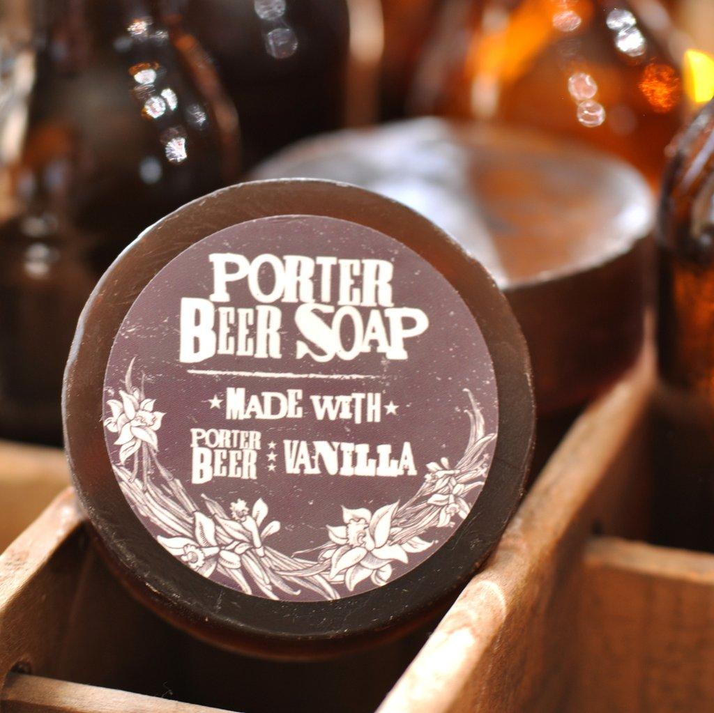 Vanilla Porter Soap