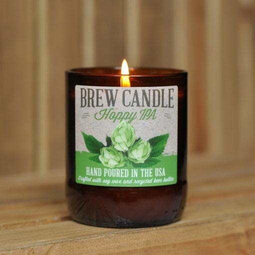 Hoppy IPA Brew Candle