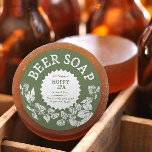 Hoppy IPA Beer Soap